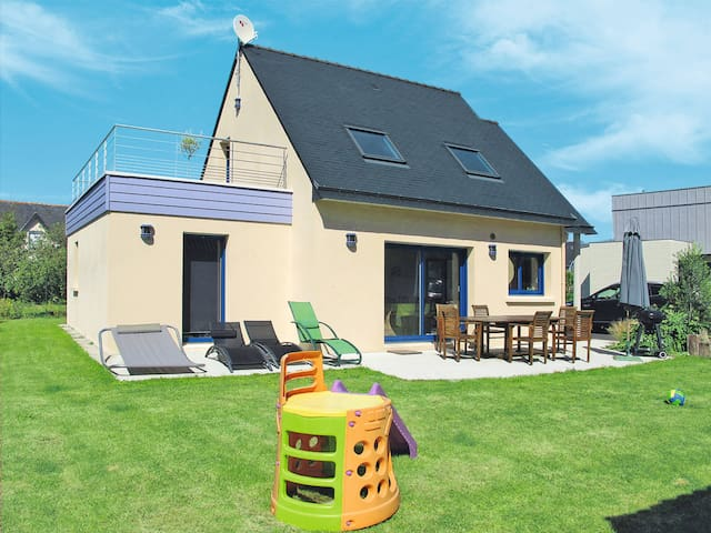 Holiday home in Tregunc for 7 persons - Trégunc - House