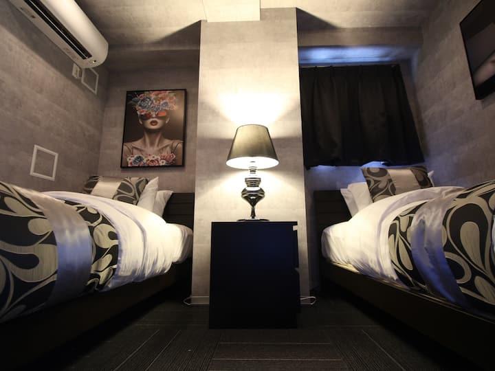 ホテルレガーロ芝浦801号室
