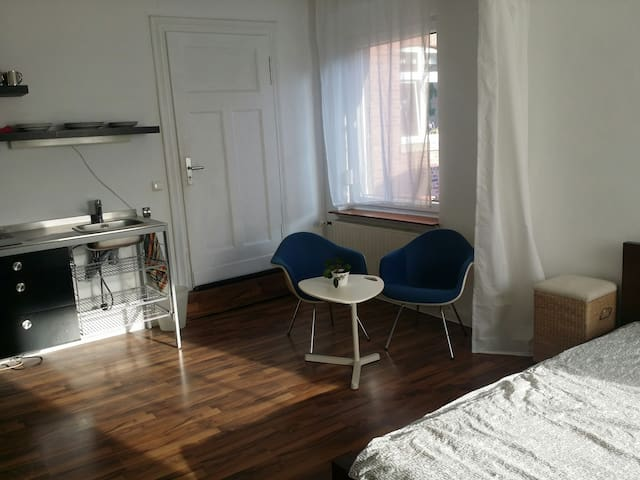 Central apartment with kitchenette
