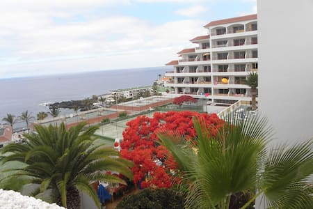 Aparthotel in Playa la Arena - Santiago del Teide - Apartamento