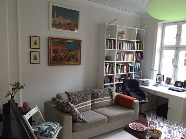 Just 15 minutes walk from the central station. - Oslo - Apartment