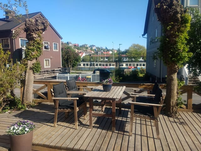 B & B in Göteborg. Best location?