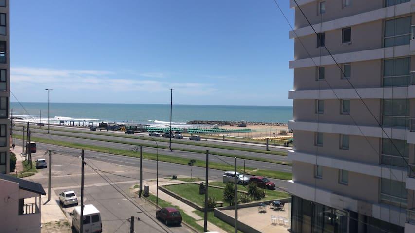 Departamento Playa Bonita Con Vista al Mar