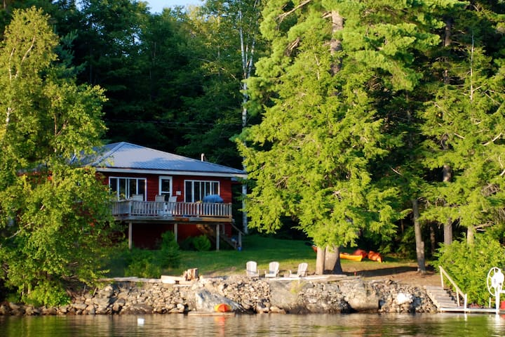 Waterfront Rental on Pleasant Pond