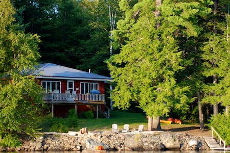 Waterfront Rental on Pleasant Pond