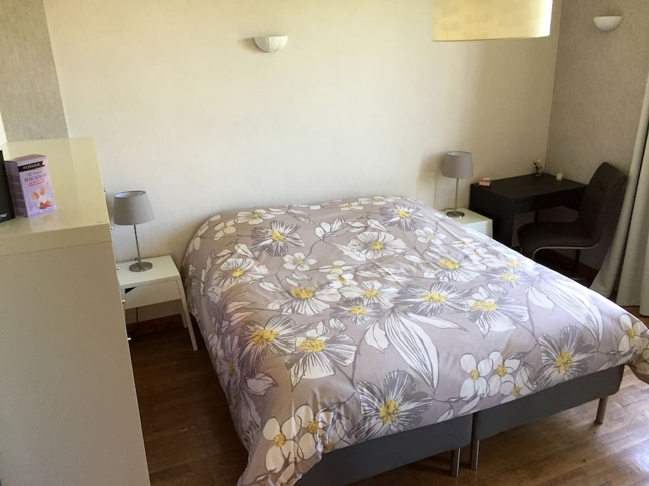Chambre lumineuse et confortable houses for rent in for Chambre agriculture champagne ardenne