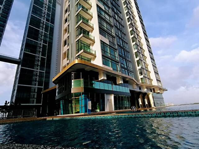 Marina Cove 2pax Room ~Suitable for Short Term