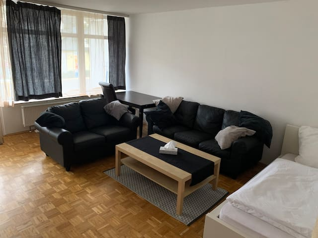Nice Flat in City Center of Bad Godesberg !