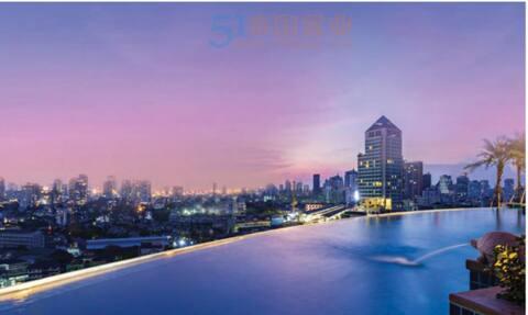 bangkok Luxury  big room for rent曼谷豪华公寓出租