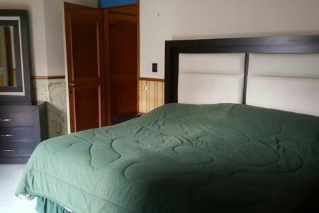 Bonita habitación en zona residencial