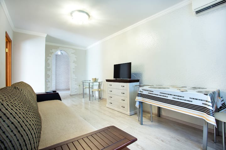 luxury apartments in the center of Nikolaev