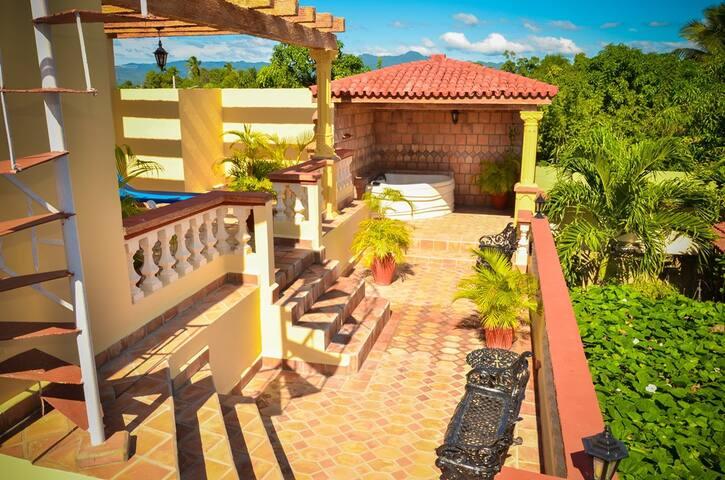 Hostal Villa Dalia - Habitación 3 - Casilda - Dom