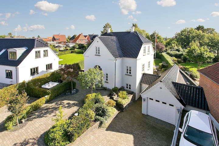 Beautiful house in the center of Danmark