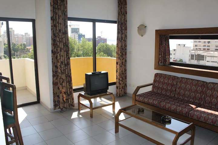 60m2 -1-bedroom apartments for rent - El Metn - Daire