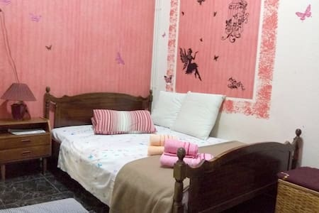 Cosy room in Athens II - Agia Barbara  - Bed & Breakfast