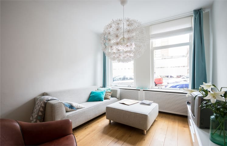 Spacious apartment nearby center - Utrecht - Apartamento