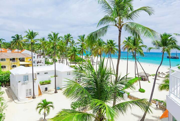 Habitacion ESTUDIO 2 - con Vista a la Playa - Punta Cana - Villa