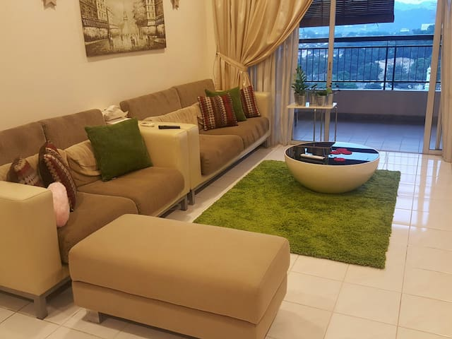 Private Single Room in Seri Maya near City Center - Kuala Lumpur - Wohnung
