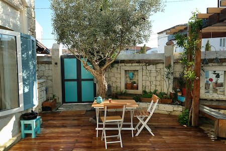 The perfect sunny family Home in Alacati - Alaçatı - Haus