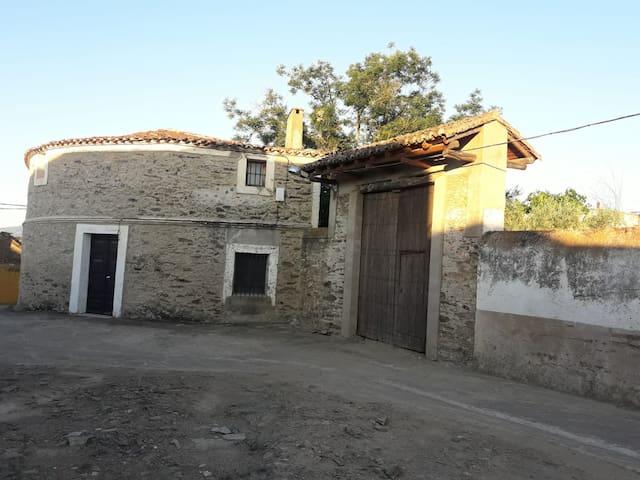 Casa Rural en Aldeacentenera