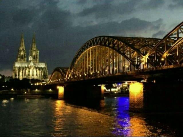 Fly Cologne Auszeit am Kölner Stadtrand