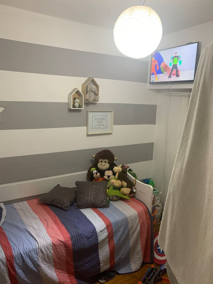 Habitacion Confortable, exclente Ubicacion
