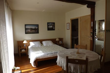 Chambre La Champenoise - Montigny-les-Monts - Bed & Breakfast