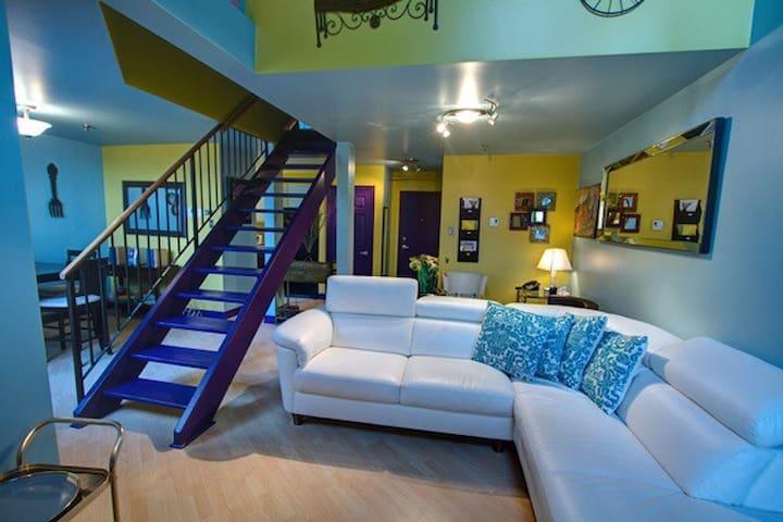 Pristine 2 bedroom condo Downtown St John's