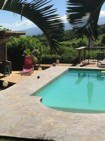Villa 5 chambres avec piscine - Plateau-Caillou - Villa