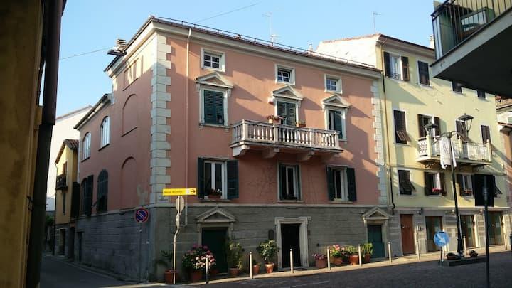 Antica Dimora Ligure -perfettamente ristrutturata-