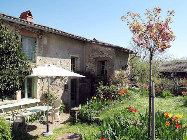 Holiday home in Chissey-les-Macon