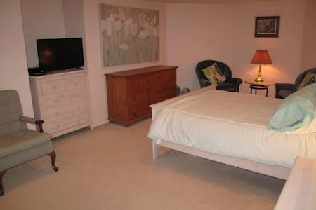 Spacious suite with kitchen and separate entrance - North Vancouver