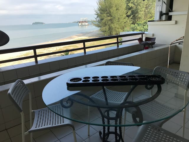 Cosy 2 rooms apartment by the beach Port Dickson