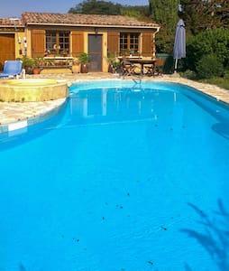 Classic house in Aquitaine with pool - Trémolat - Hus