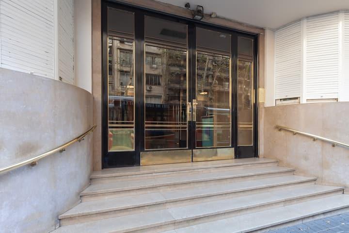 Habitacion privada en Recoleta