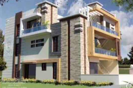 My Villa - SF(Top floor) : 2 BHK  Delhi-Manali Rd