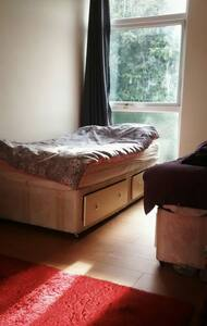 Central double room-Stockwell £37 - 伦敦 - 独立屋
