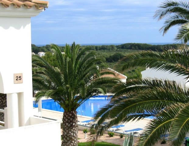 Light & airy two bedroom in Port d'Addaia - Puerto Luz