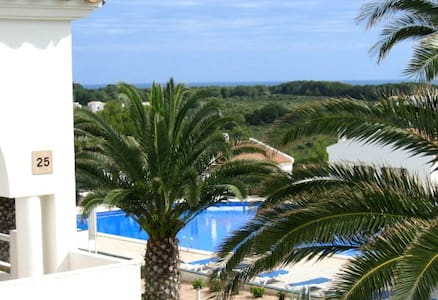 Light & airy two bedroom in Port d'Addaia - Puerto Luz - Byt