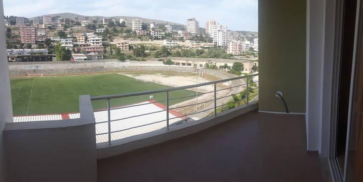 Pirro Apartaments with Stadium View