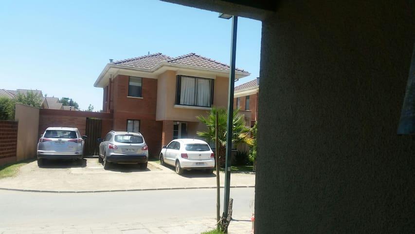 Habitaciones privadas y cómodas - Maipú - Rumah