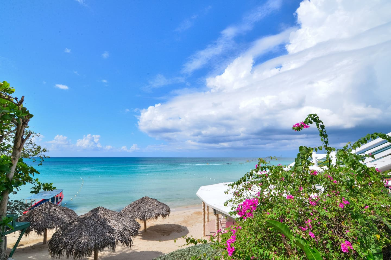 Property Beachfront View.
