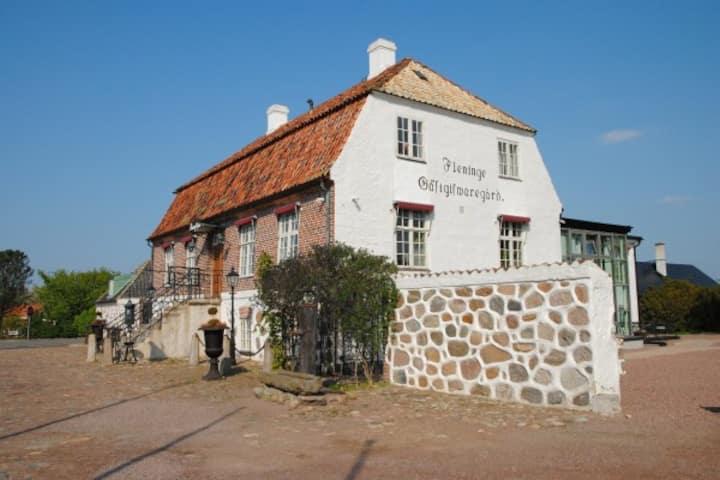 Fantastisk 1800-tals villa Helsingborg nära allt