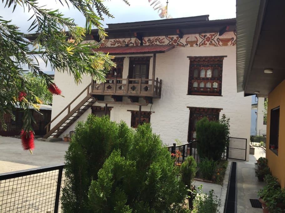 View of Khang Heritage