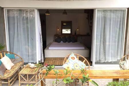 Garden Loft - Double room - El Nido center