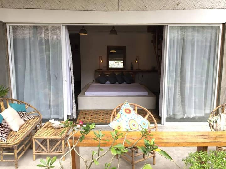 Garden Loft - Double room - El Nido center