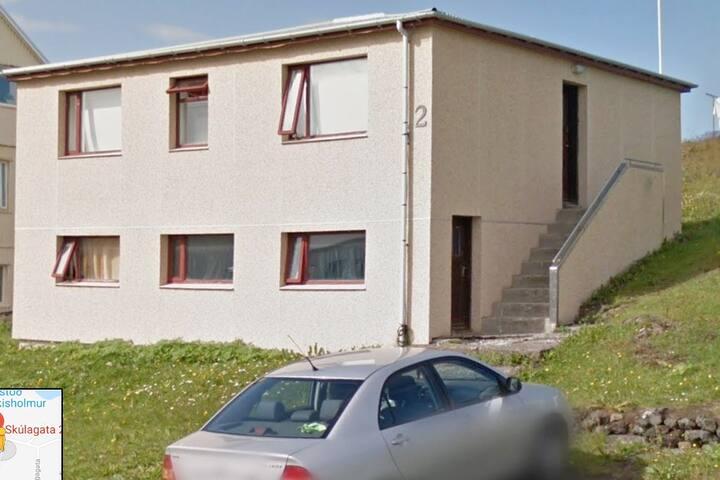Sæberg Apartment