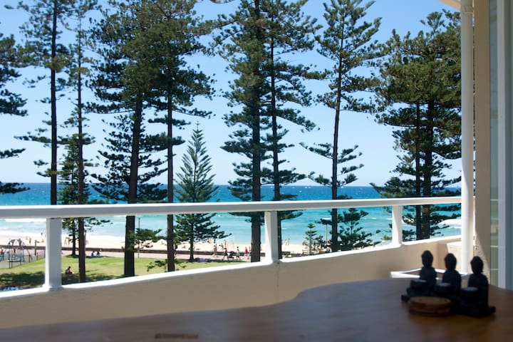Luxury, romantic beach getaway - Manly - Huoneisto