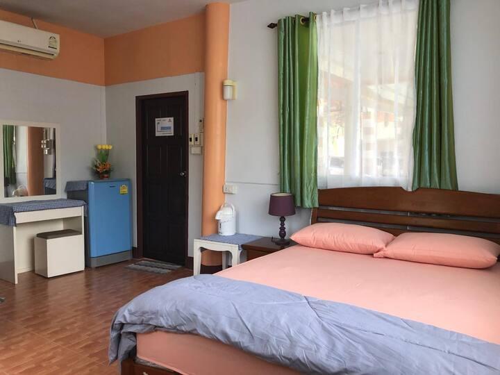 Bang Pu Riverside Room, in National Park