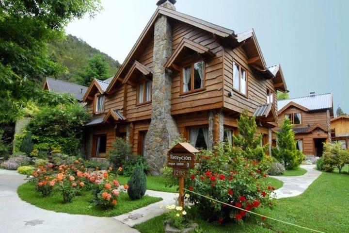 Cabaña en San Martin de los Andes para 6